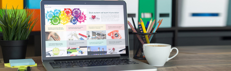 Creative Web Design Uplift From Small Business To Strong Brand