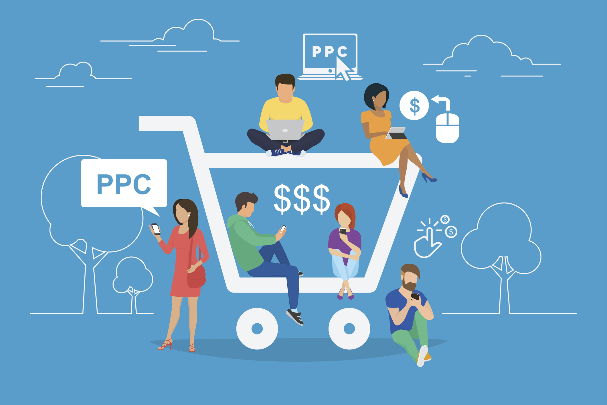 ppc management, PPC advertising