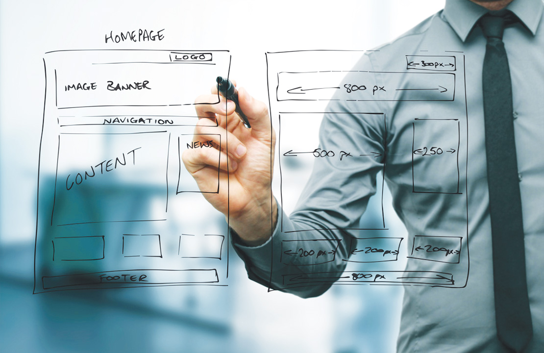 Elements Of Website Design Services